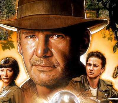 Indiana Jones and the Kingdom of the Crystal Skull online