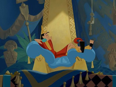 watch The Emperor's New Groove streaming