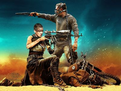 watch Mad Max: Fury Road streaming