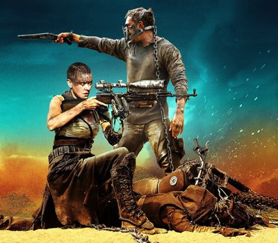 Mad Max: Fury Road online