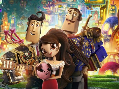 watch The Book of Life streaming