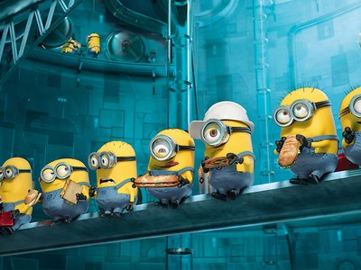 watch Despicable Me 2 streaming