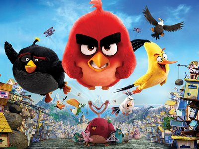 watch The Angry Birds Movie streaming