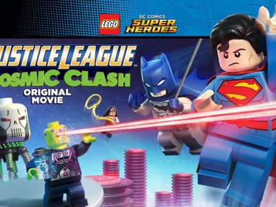 watch LEGO DC Comics Super Heroes: Justice League: Cosmic Clash streaming
