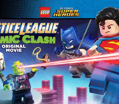 LEGO DC Comics Super Heroes: Justice League: Cosmic Clash online