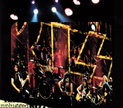 Kiss: Unplugged online