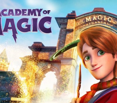 The Academy of Magic online