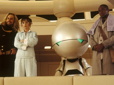 watch The Hitchhiker's Guide to the Galaxy streaming