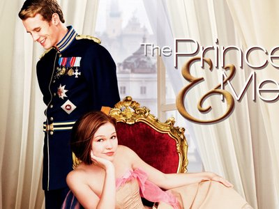 watch The Prince & Me streaming
