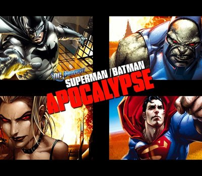 Superman/Batman: Apocalypse online