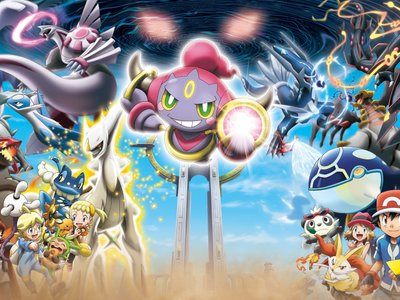 watch Pokémon the Movie: Hoopa and the Clash of Ages streaming
