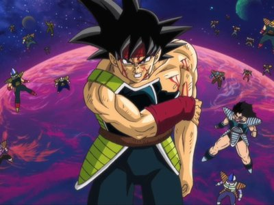 watch Dragon Ball: Episode of Bardock streaming