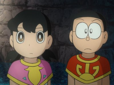 watch Doraemon: Nobita and the Island of Miracles ~Animal Adventure~ streaming
