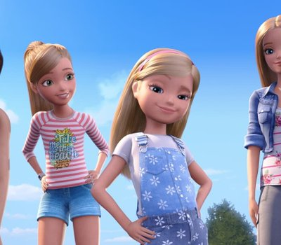 Barbie & Her Sisters in the Great Puppy Adventure online