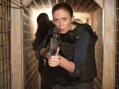 watch Sicario streaming