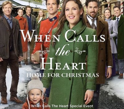 When Calls the Heart: Home for Christmas online