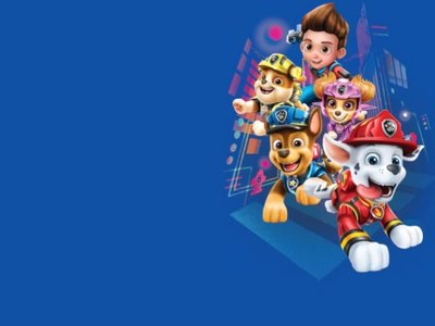 watch Paw Patrol: The Movie streaming