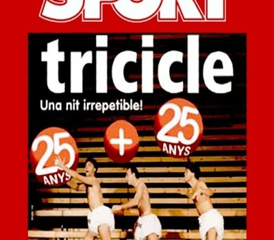 Tricicle: 25 anys + 25 anys online