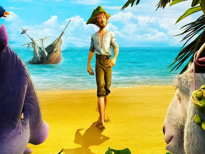 watch Robinson Crusoe streaming