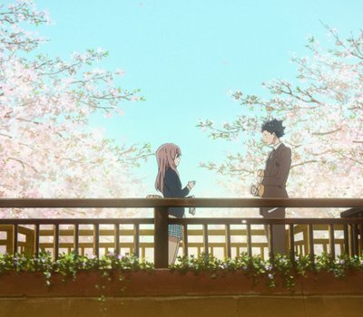 A Silent Voice: The Movie online