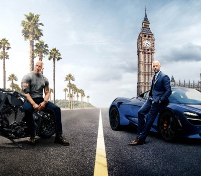 Fast & Furious Presents: Hobbs & Shaw online
