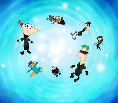 Phineas and Ferb the Movie: Across the 2nd Dimension online