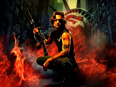 watch Escape from New York streaming