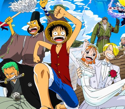 One Piece: Clockwork Island Adventure online
