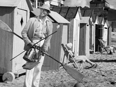 watch Monsieur Hulot's Holiday streaming