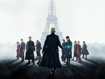 watch Fantastic Beasts: The Crimes of Grindelwald streaming