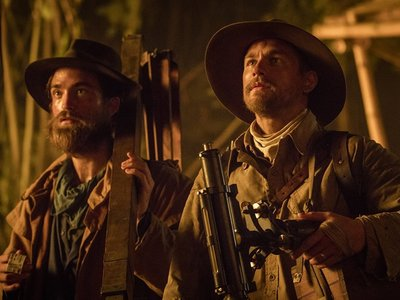watch The Lost City of Z streaming