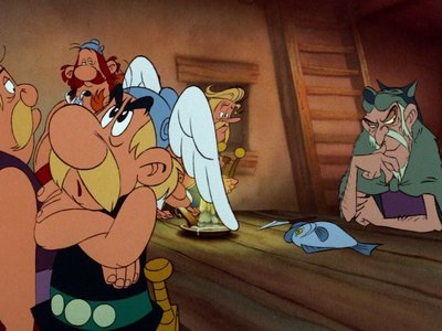 watch Asterix and the Big Fight streaming