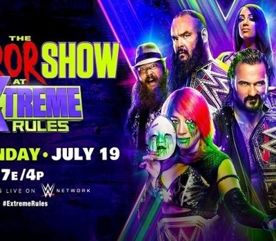 WWE Extreme Rules 2020 online