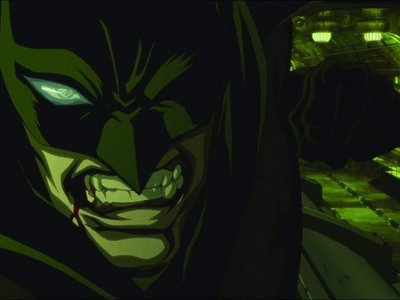watch Batman: Gotham Knight streaming