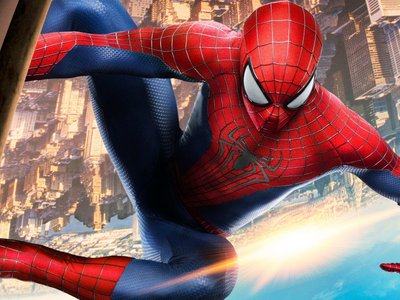 watch The Amazing Spider-Man 2 streaming