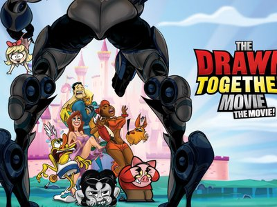 watch The Drawn Together Movie: The Movie! streaming
