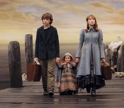 Lemony Snicket's A Series of Unfortunate Events online