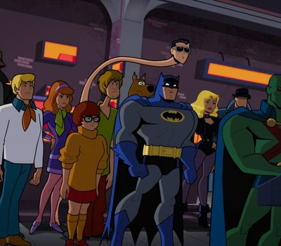 Scooby-Doo! & Batman: The Brave and the Bold online