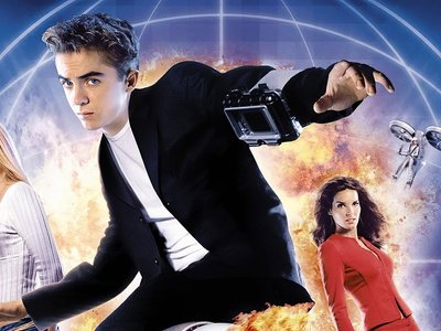 watch Agent Cody Banks streaming