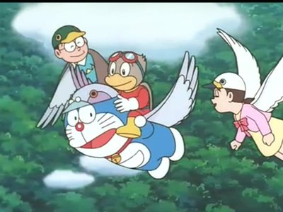 watch Doraemon: Nobita and the Winged Braves streaming