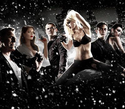 Sin City: A Dame to Kill For online