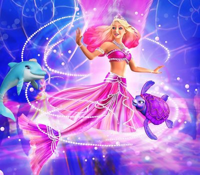 Barbie: The Pearl Princess online