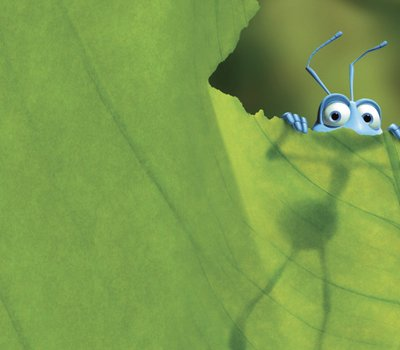 A Bug's Life online