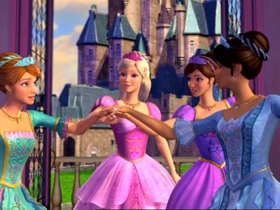 watch Barbie and the Three Musketeers streaming