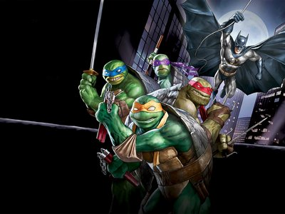 watch Batman vs. Teenage Mutant Ninja Turtles streaming