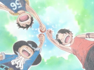 watch Episode of Sabo: The Three Brothers' Bond - The Miraculous Reunion streaming