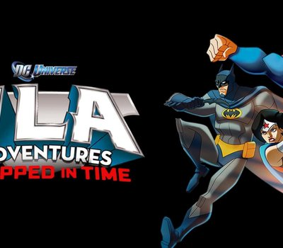 JLA Adventures: Trapped in Time online