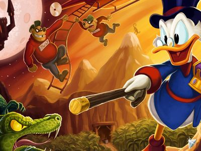watch DuckTales: The Movie - Treasure of the Lost Lamp streaming