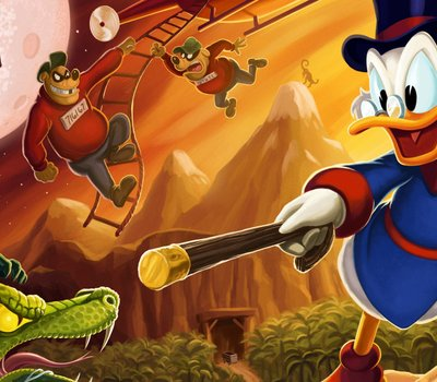 DuckTales: The Movie - Treasure of the Lost Lamp online