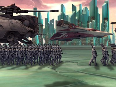 watch Star Wars: The Clone Wars streaming